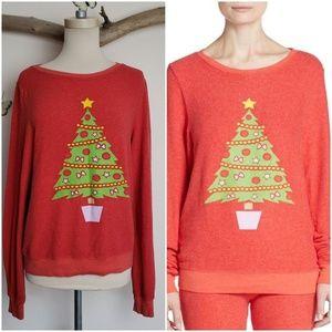 Wildfox baby Christmas tree shirt